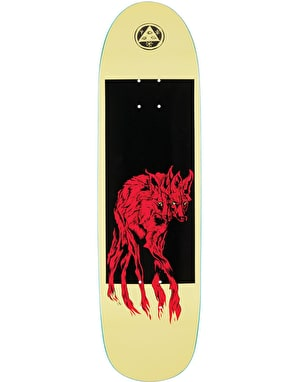 Welcome Maned Woof on Pysanka Skateboard Deck - 8.5