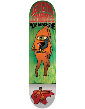 Toy Machine Leabres Chopped Pro Deck - 8.5