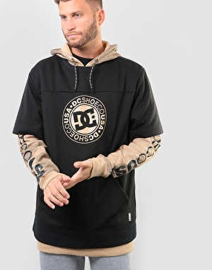DC Dryden 2in1 Pullover Hoodie - Black