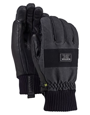 Burton Dam 2019 Snowboard Gloves - True Black Wax