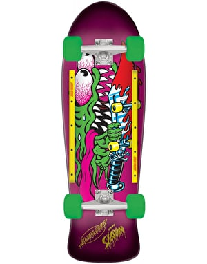 Santa Cruz Slasher 80s Cruiser - 10.1
