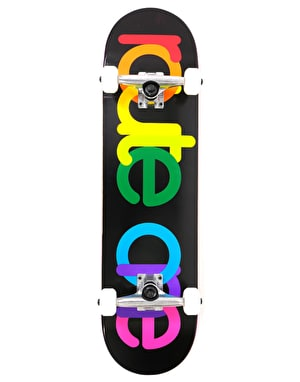 Route One Spectrum Logo Complete Skateboard - 8