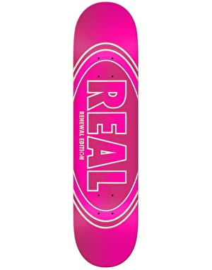 Real Crossfade Skateboard Deck - 8.5