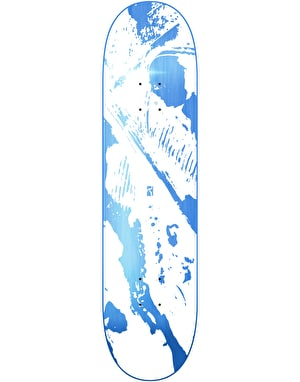 Poetic Collective Wood & Painting Skateboard Deck - 8.375