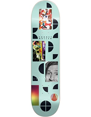 Almost Mullen Fragments Skateboard Deck - 8