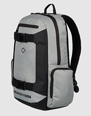 DC Chalked Up Skatepack - Heather Grey