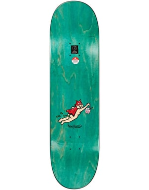Polar Herrington Aaron's Deli Skateboard Deck - 8.75