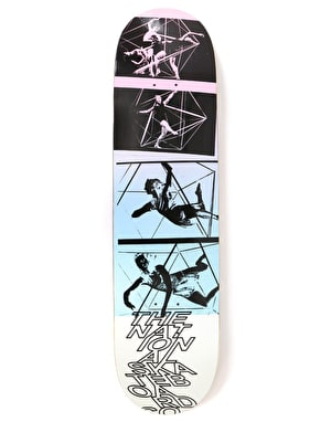 The National Skateboard Co. Move Skateboard Deck - 8.00