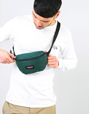 Eastpak Springer Cross Body Bag - Gutsy Green
