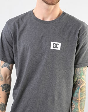 DC Stage Box T-Shirt - Charcoal Heather