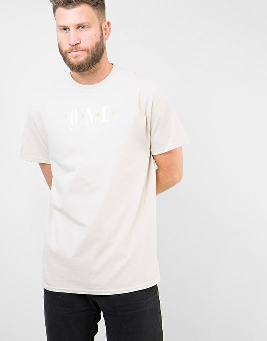 Route One Originals T-Shirt - Sand