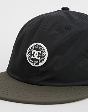 DC Fountains Snapback Cap - Black