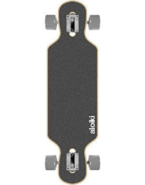 Aloiki Fantasy Mini Drop Through Longboard - 34.5