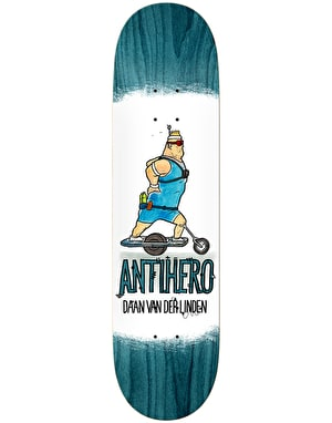 Anti Hero Daan Electric Luxuries Skateboard Deck - 8.38