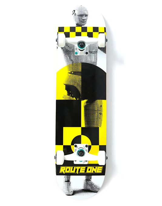 """Route One Dummies Complete Skateboard - 7.875"""""""
