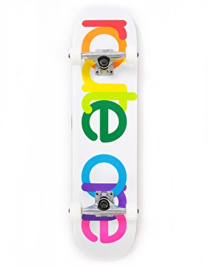 Route One Spectrum Logo Complete Skateboard - 7.75