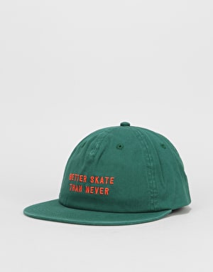 Globe Better Skate Low Rise Cap - Bottle Green