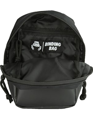 Crab Grab Binding Bag - Black