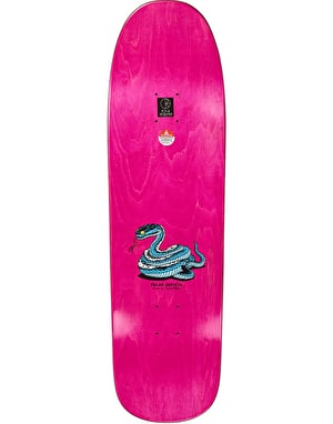 Polar Halberg Beast Mode 2 Skateboard Deck - 1991 Shape 9.25