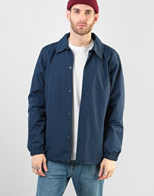 Dickies Torrance Coach Jacket - Navy Blue