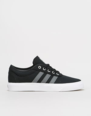 Adidas Adi-Ease Skate Shoes - Core Black/Grey/White