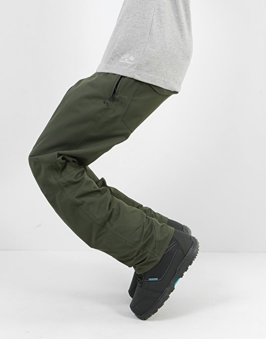 ThirtyTwo Wooderson 2019 Snowboard Pants - Military