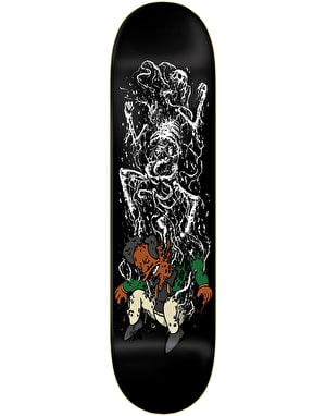 Zero Windsor 'Apu' Springfield Massacre Skateboard Deck - 8.125