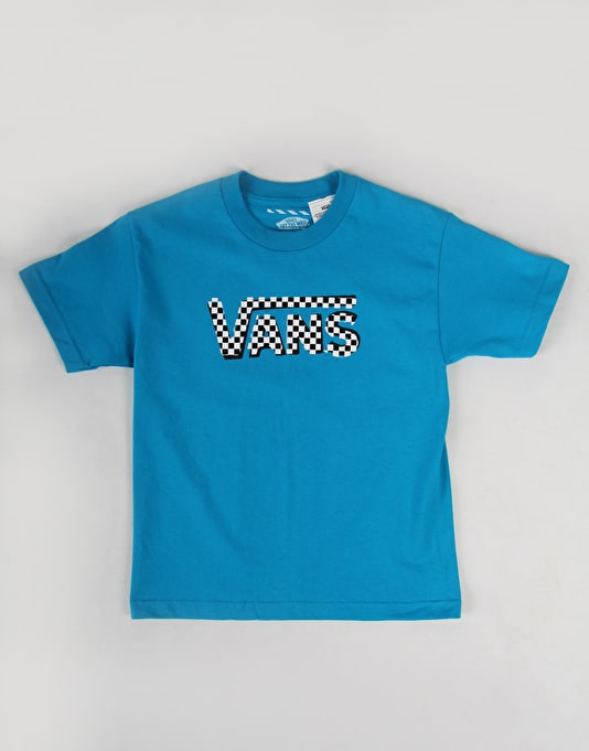 Vans Checker Classic Boys T-Shirt