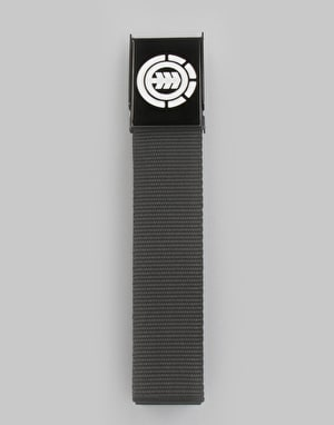 Element Beyond Web Belt - Stone Grey