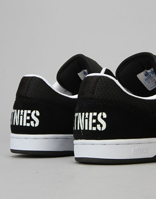 Etnies x Grizzly Marana OG Skate Shoes - Black