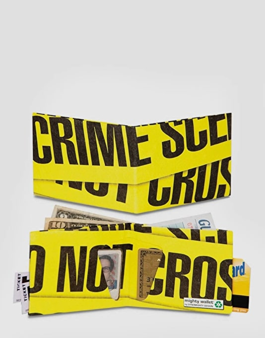 Mighty Wallets Crime Scene Wallet