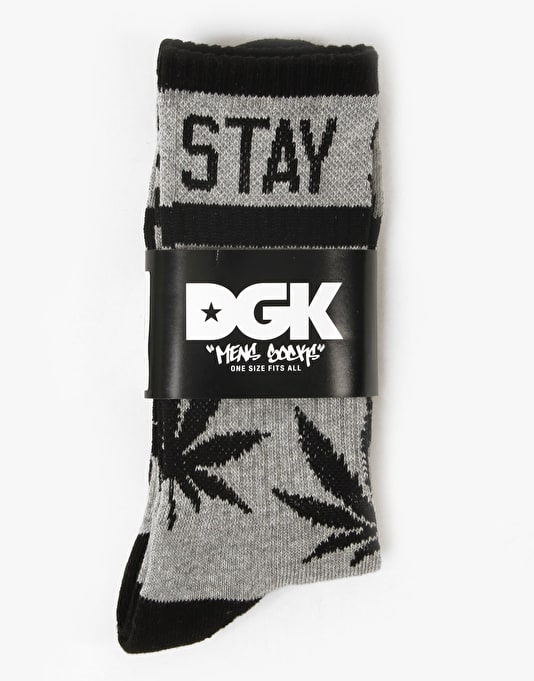 DGK Stay Smokin Socks