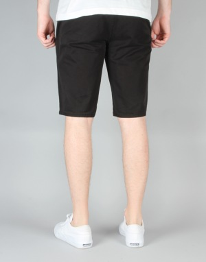 Element Howland Walk Shorts - Flint Black
