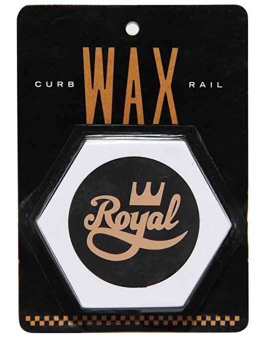 Royal Wax Block