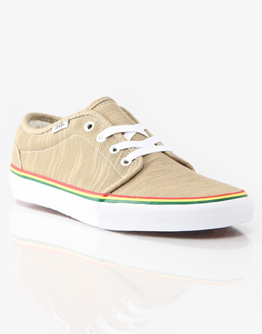 Vans 106 Vulcanised Hemp