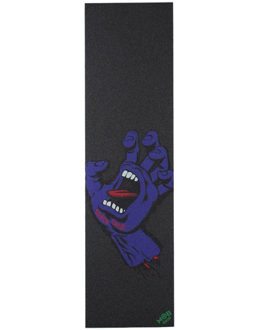 MOB Graphic Grip Tape - Santa Cruz Screaming Hand