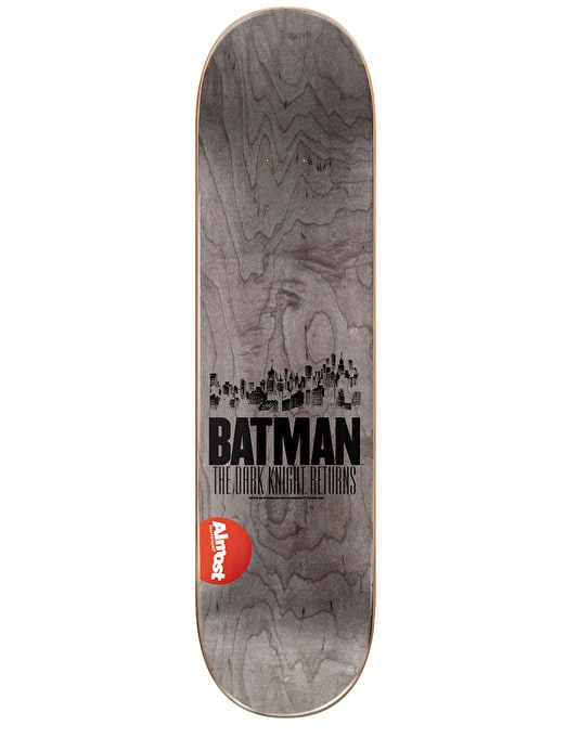 Almost x DC Comics Amrani Batman The Dark Knight Returns Deck - 8.125""