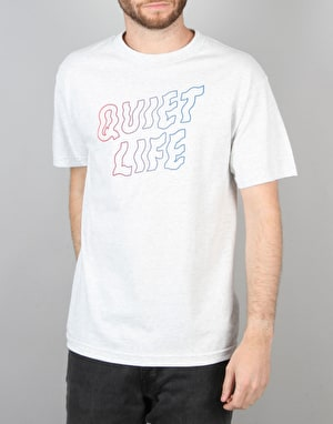 The Quiet Life Shakey T-shirt - Ash Heather