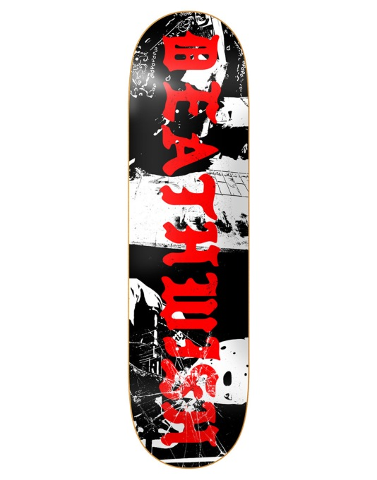 Deathwish Deadly Intent Team Deck - 8.25""