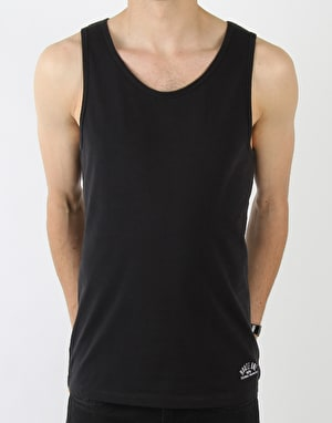 Route One Basic Vest - Black
