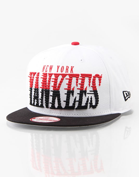 New Era MLB NY Yankees Sailtap Snapback Cap