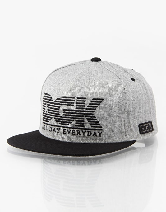 DGK All Day City Snapback Cap