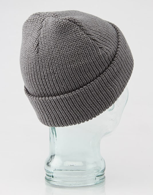 Diamond Supply Co. Brilliant Fold Beanie - Grey