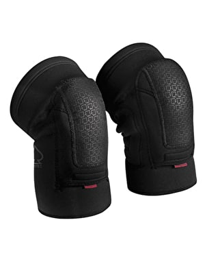 Pro-Tec Double Down Knee Pads - Black
