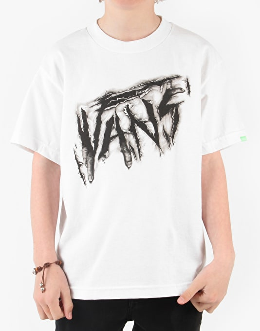 Vans Scratcher Boys T-Shirt