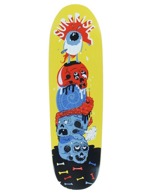 Surprise #SS4 Goop Team Deck - 8.88""