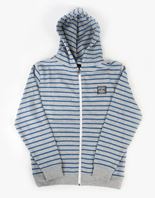 Animal Shindig Boys Zip Hood