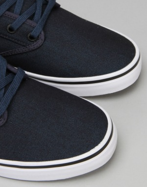 Globe Motley Skate Shoes - Blue/Black