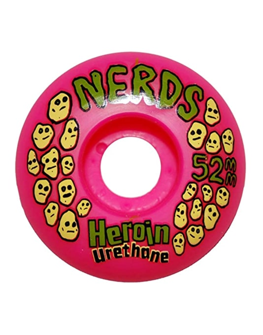 Heroin Nerds Team Wheel - 52mm