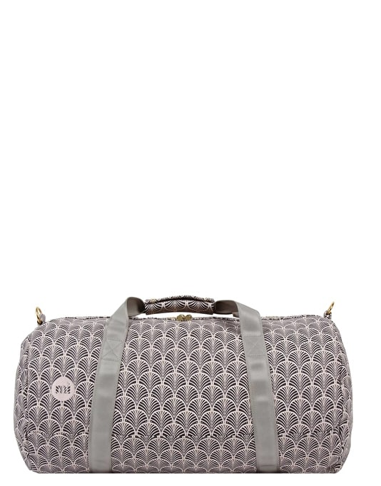 Mi-Pac Art Deco Duffel Bag - Blush